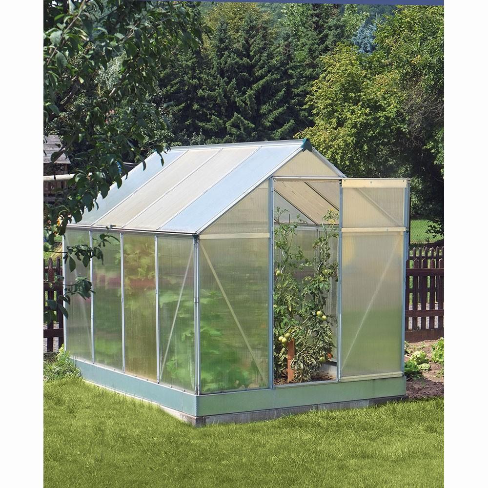 Bien choisir les dimensions de sa serre de jardin - Comment choisir une serre de jardin ...